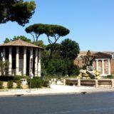 ローマ観光みどころ!【真実の口広場】とおすすめのランチ