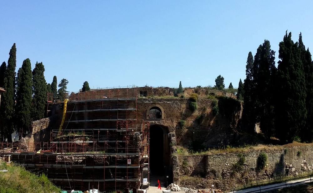 アウグストゥスの廟