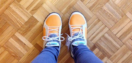 ローマで買った靴
