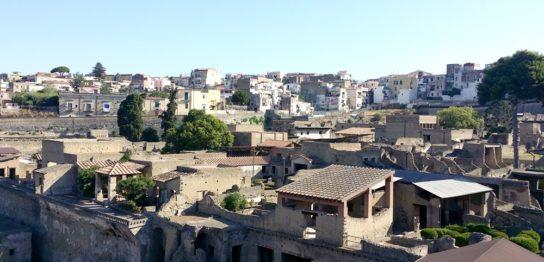 エルコラーノ遺跡
