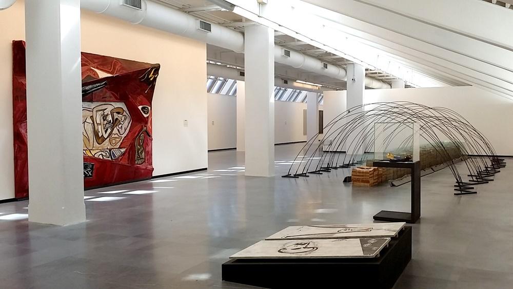 カポディモンテ美術館の現代美術