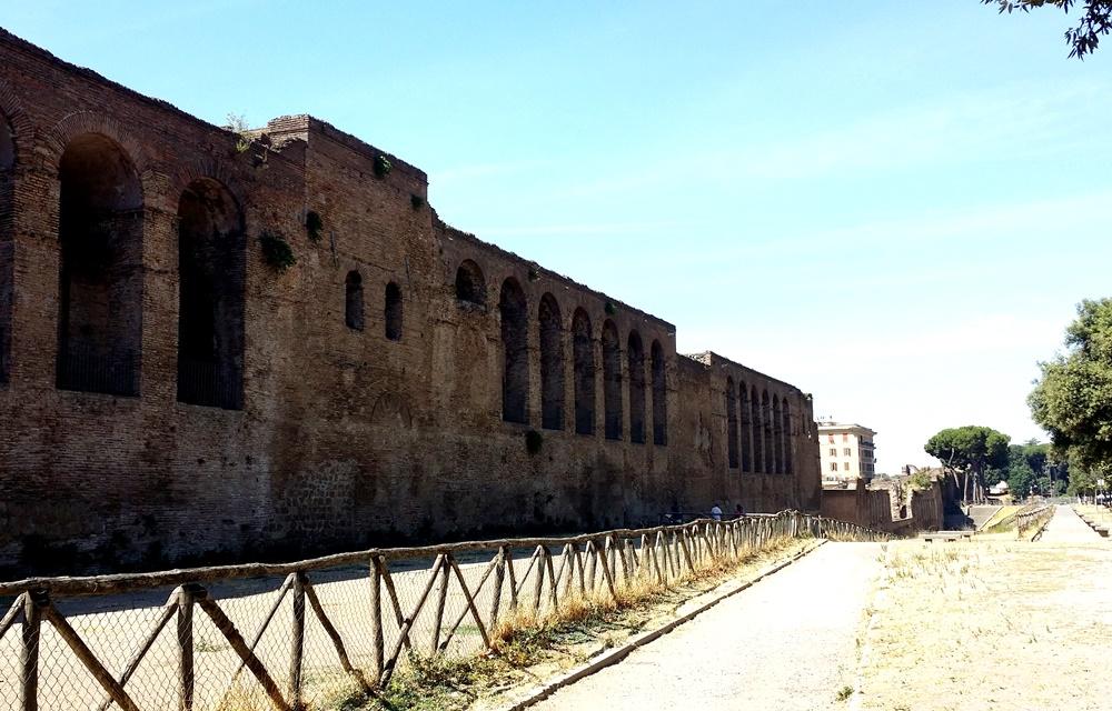 アウレリアヌス城壁