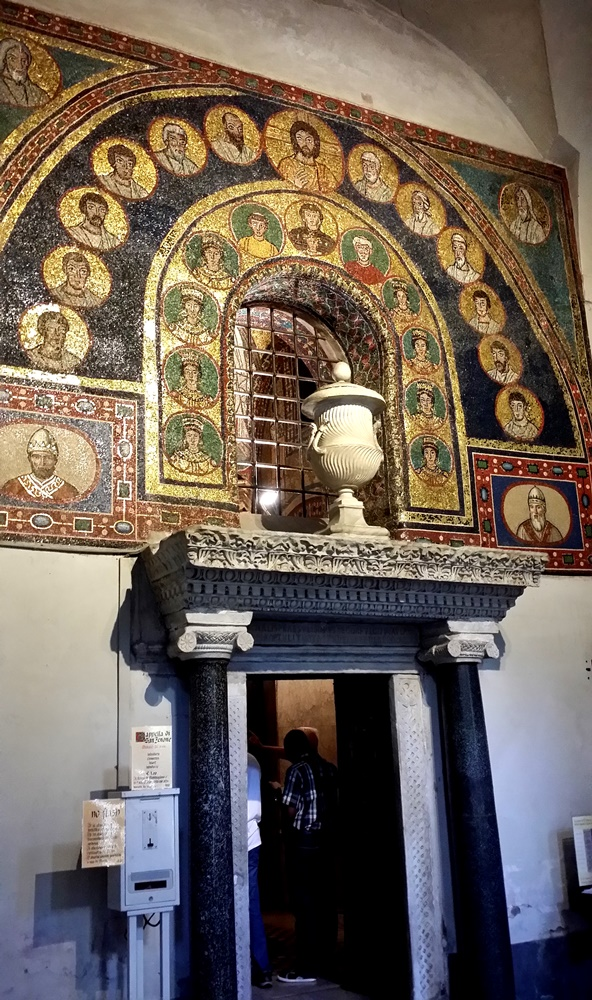 S.ゼノーネの礼拝堂