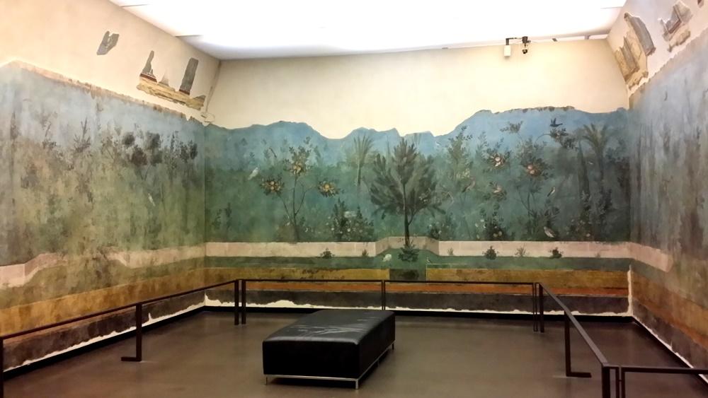 リヴィアの家の壁画