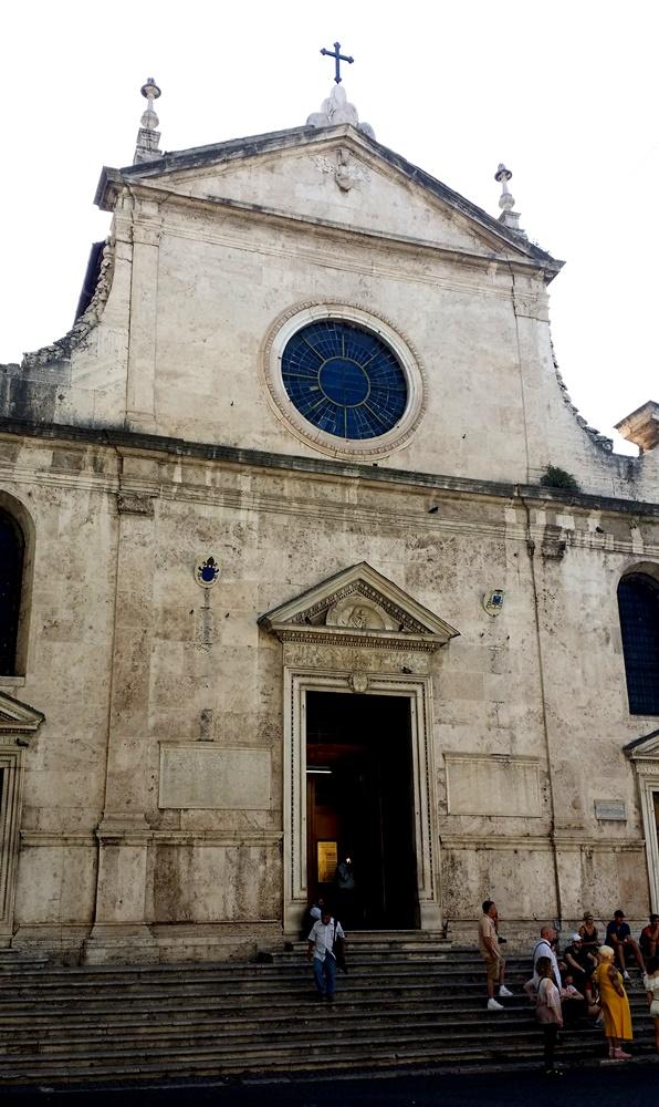 サンタ・マリア・デル・ポポロ教会