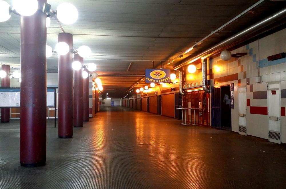 Anagnina駅