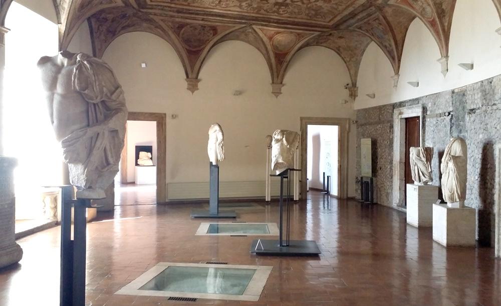 国立バルベリーニ考古学博物館