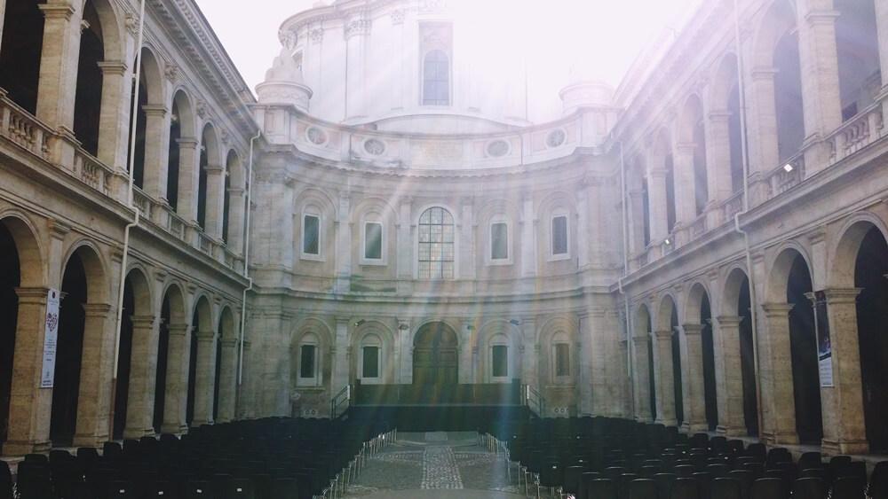 サンティーヴォ・デッラ・サピエンツァ聖堂