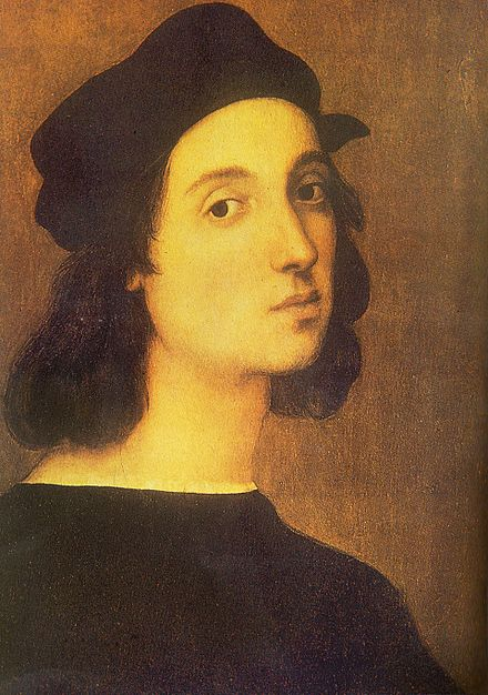 ラファエロの自画像