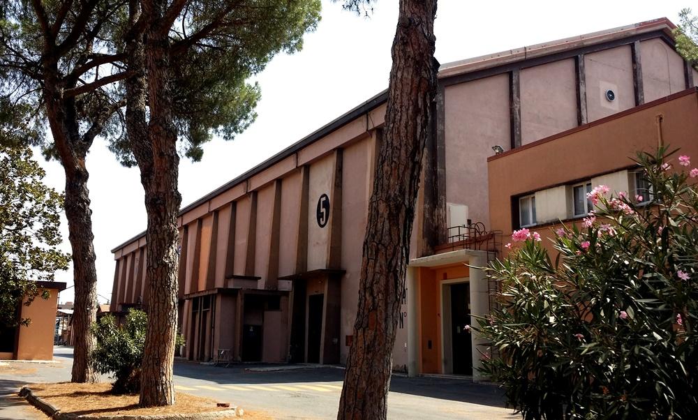 フェリーニの愛した「第5スタジオ」