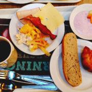 プラハの朝食