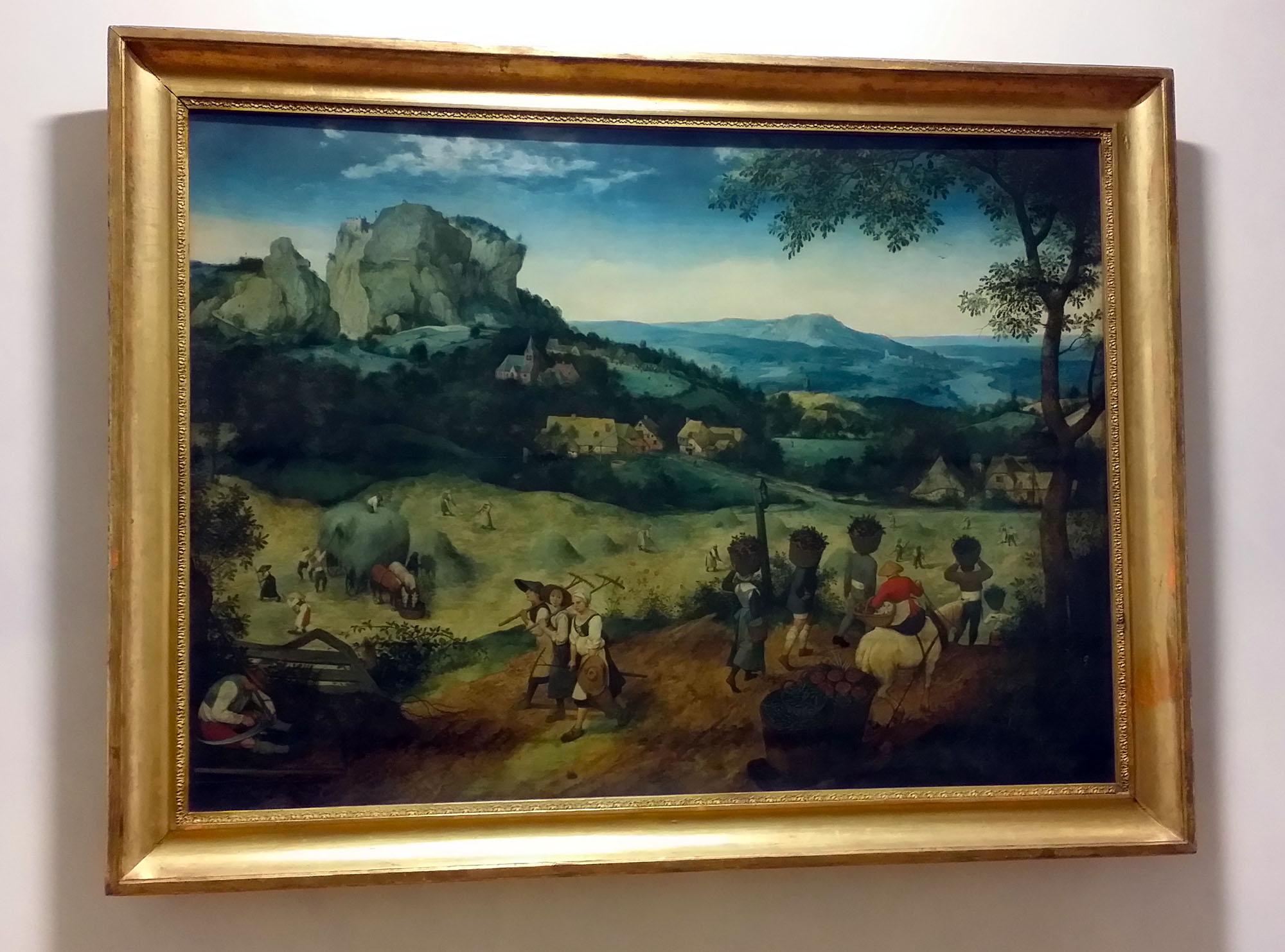 ロブコヴィツ宮殿ブリューゲル